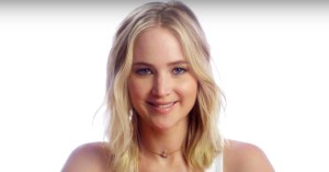 Jennifer Lawrence Plays Movie Review or Wine Review https://www.youtube.com/watch?v=tp-PWArtsvM Credit: Omaze/Youtube